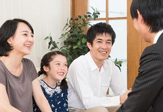 ご家族へ近況報告